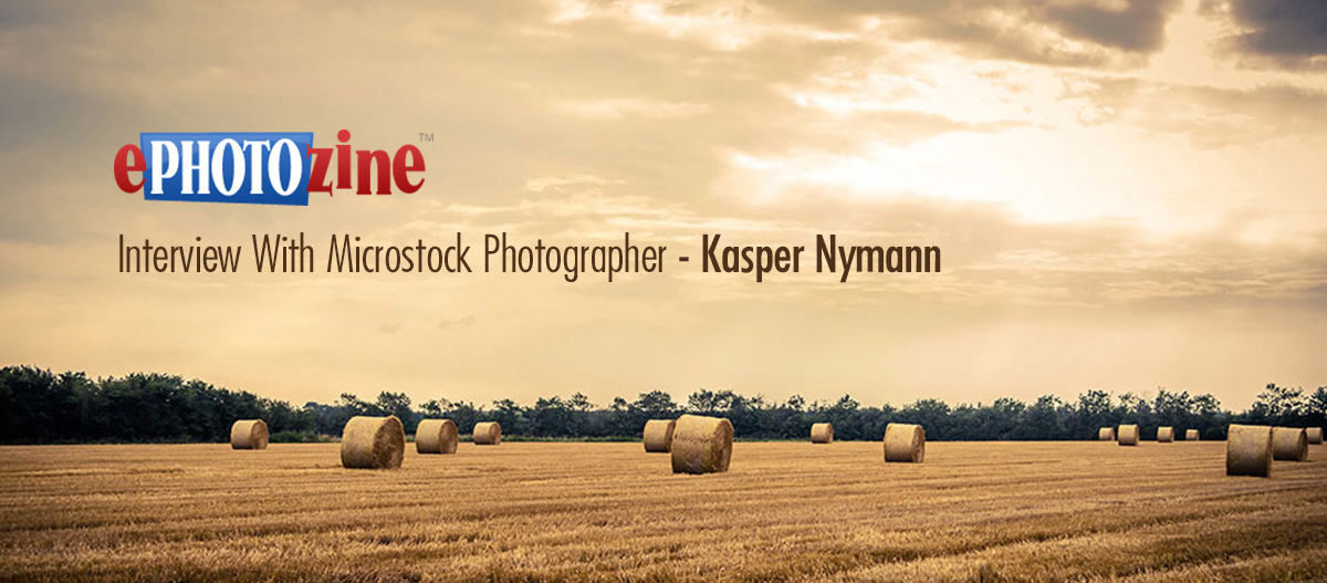 Interview With Microstock Photographer Kasper Nymann